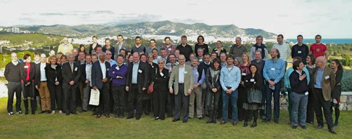 The EURenOmics group at the Kick-Off Meeting in Sitges, Spain.